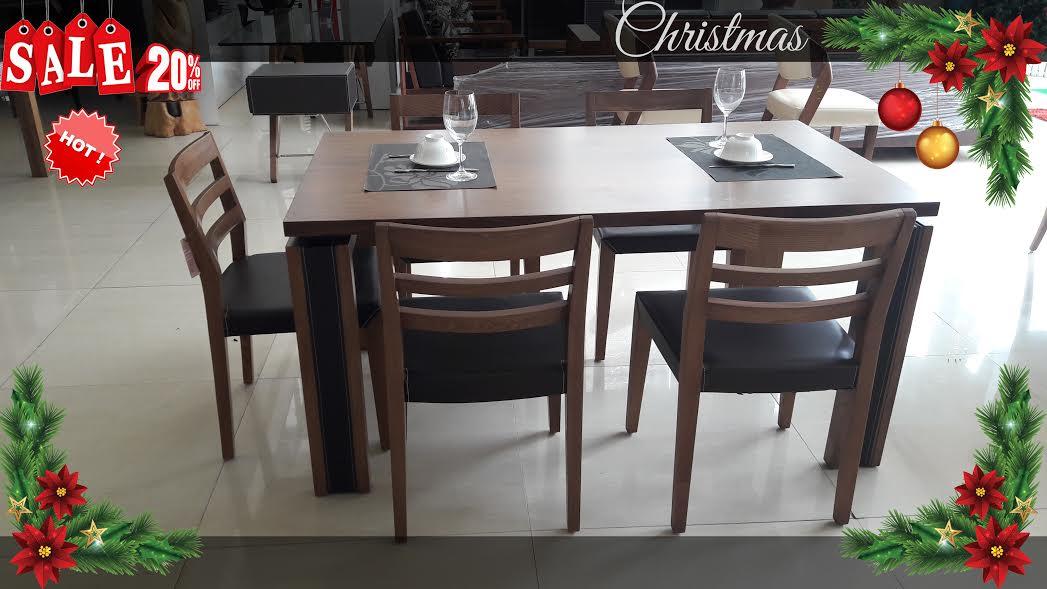 Bàn ghế ăn T091-1A