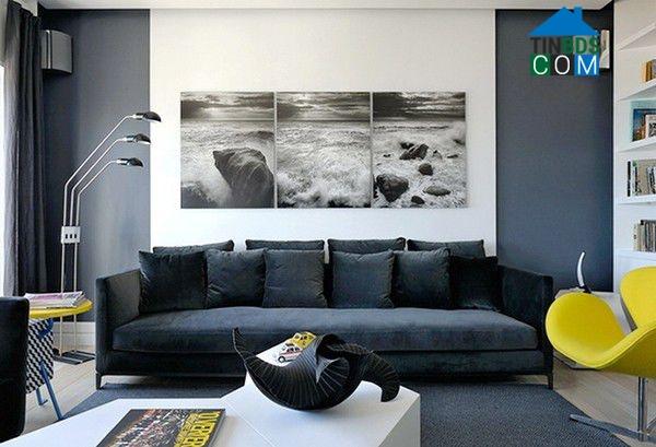 Thiết kế căn hộ ở Naples sang trọng nhất nước Ý