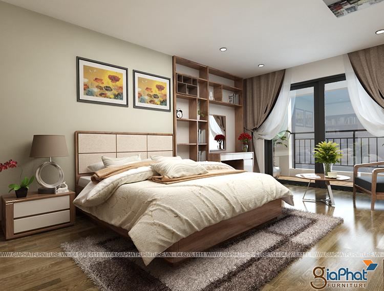 Gường ngủ GP-GN003
