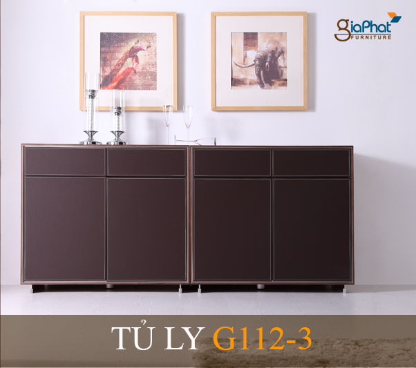 Tủ ly G112-3