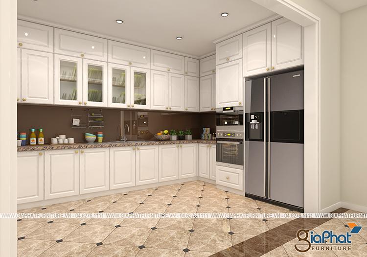 Bí quyết cho tủ bếp bạn luôn sáng bóng