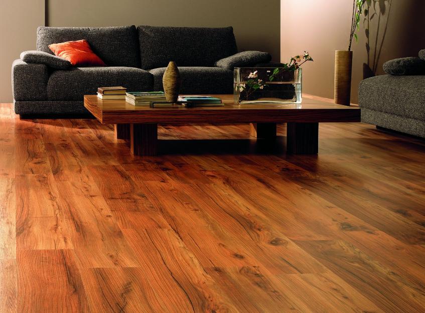 6 bí quyết làm sạch sàn gỗ
