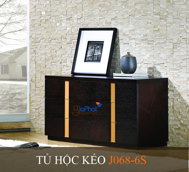 TỦ HỘC KÉO J068-6S