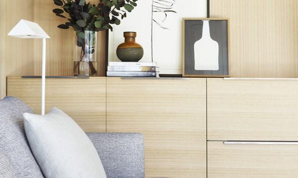 Thiết kế không gian hiện đại: Đơn giản mà đẹp