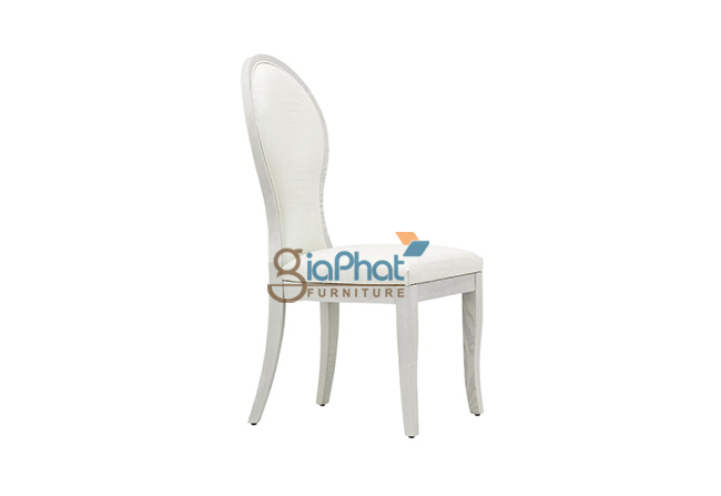 Ghế ăn gỗ bọc da - CS-B02