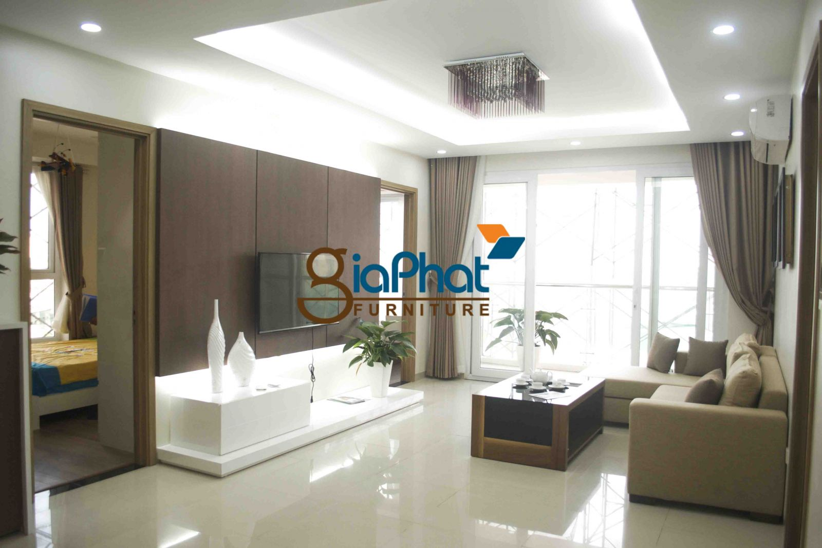 Giaphat Furniture trở thành nhà thầu nội thất chính chung cư Sun Square