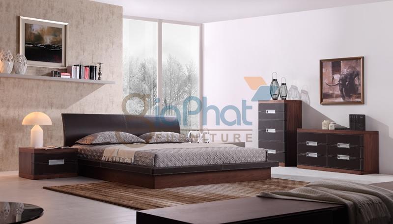 Giường ngủ cao cấp BD090-18