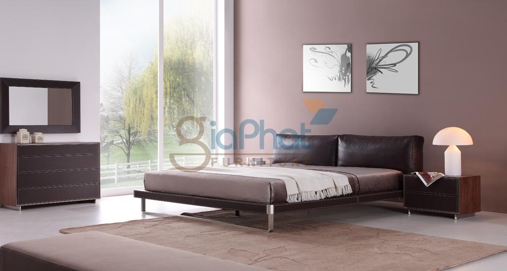 Giường ngủ BD111 - 18HL