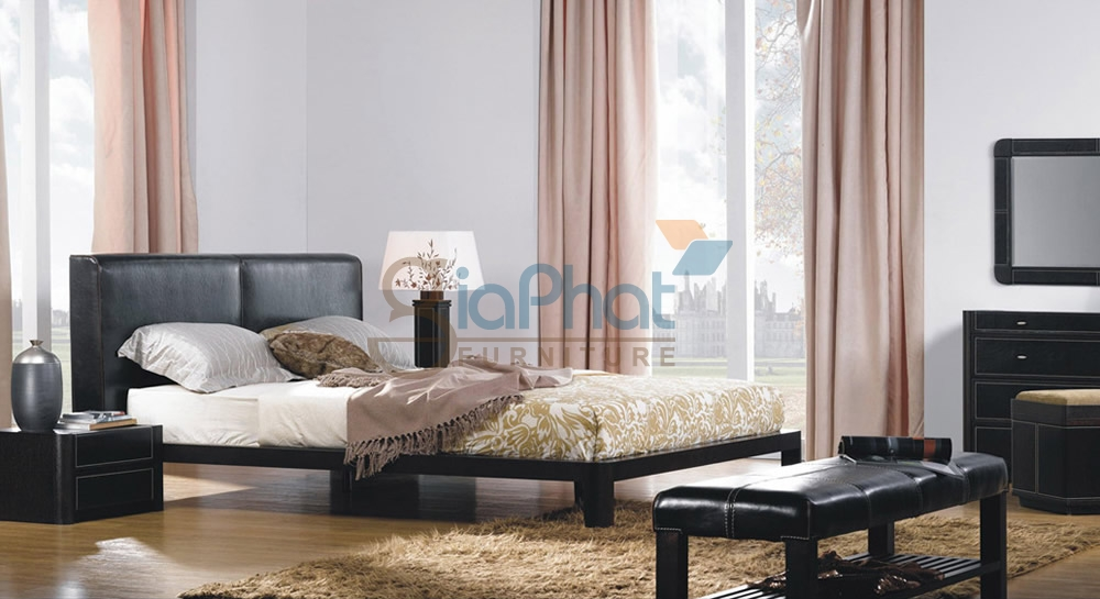 Giường ngủ - BD081B