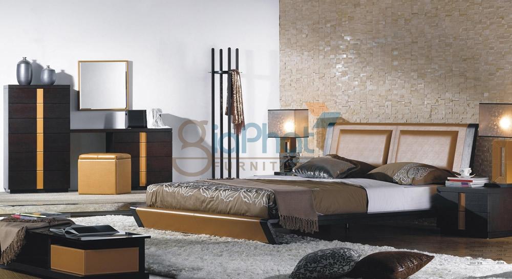Giường ngủ BD068 -18